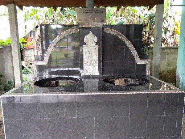 (6)มัสยิดอัลวาตอนียะห์ บ้านโตีะเวาะ ม.2 ต.ปูโยะ